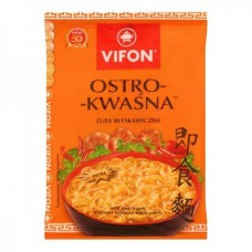 """Nudler Vifon Suppe """" Ostro - kwasna"""""""